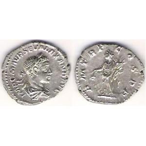 Alexander Severus 221-235, denár UK 62.47.3, 2,80 g.