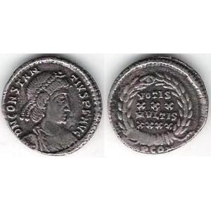 Constantius II. 324-361, Ag-siliqua UK 147.85