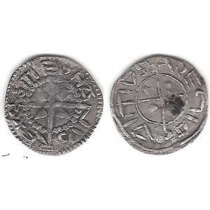 Štefan I. 997-1038, denár MÉ 1