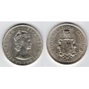 Bermuda - One Crown 1964