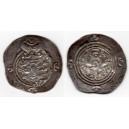 Khusru II. 591-628 - Drachma 4,10 g.