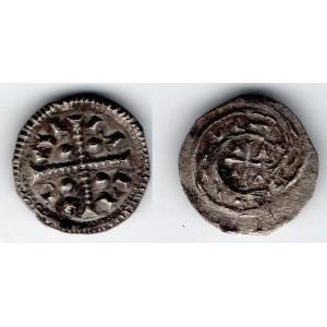 Koloman 1095-1116, denár MÉ 31