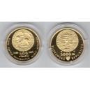 5000 Sk1999 - 500.výročie razby prvých toliarových mincí na Slovensku